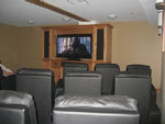 movie theatre at the resort